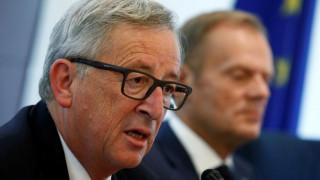 Το Brexit είναι αναστρέψιμο; Με Πολ Μακάρτνεϊ απαντά ο Γιούνερ και με Τζον Λένον ο Τουσκ