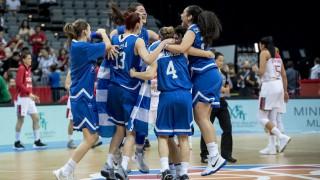 Eurobasket γυναικών 2017: τα κορίτσια τα «'σπασαν» και περιμένουν Γαλλία (vid)