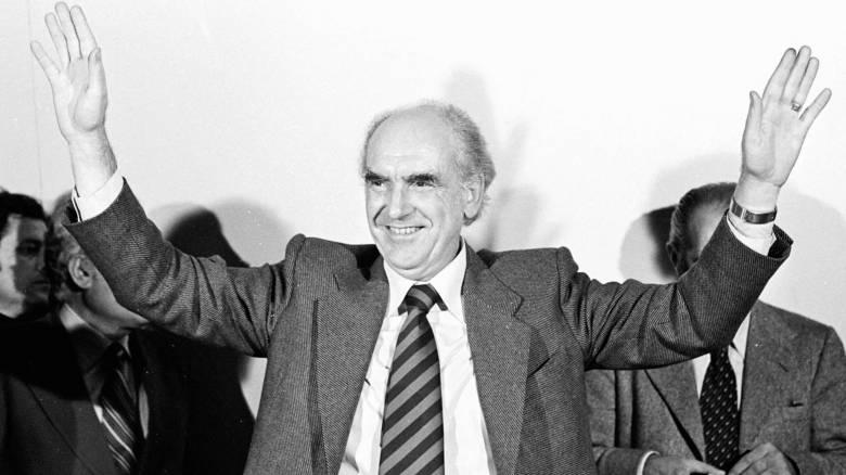 Φ. Γεννηματά: Αυθεντικός λαϊκός ηγέτης ο Α. Παπανδρέου