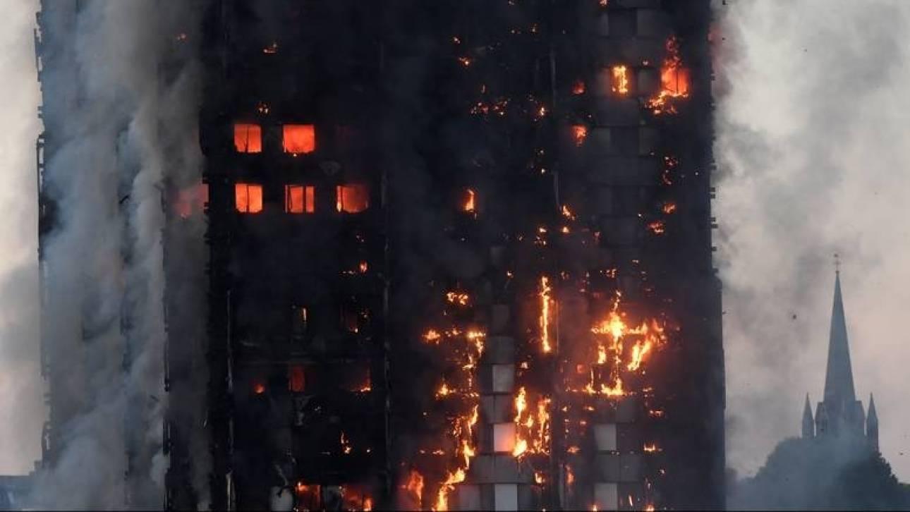 Από ψυγείο η φωτιά στον πύργο Γκρένφελ, λέει η Μητροπολιτική Αστυνομία