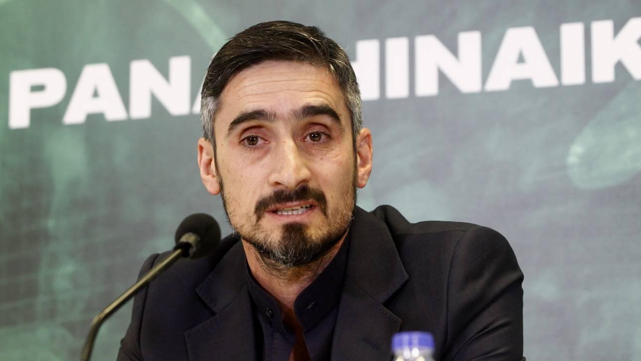 Super League: Τέλος από τον Παναθηναϊκό ο Νίκος Λυμπερόπουλος