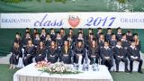 Λαμπερή τελετή αποφοίτησης για τους σπουδαστές του International School of Athens