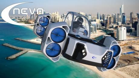Μετά τα ιπτάμενα αυτοκίνητα έρχεται και η ιπτάμενη μοτοσικλέτα