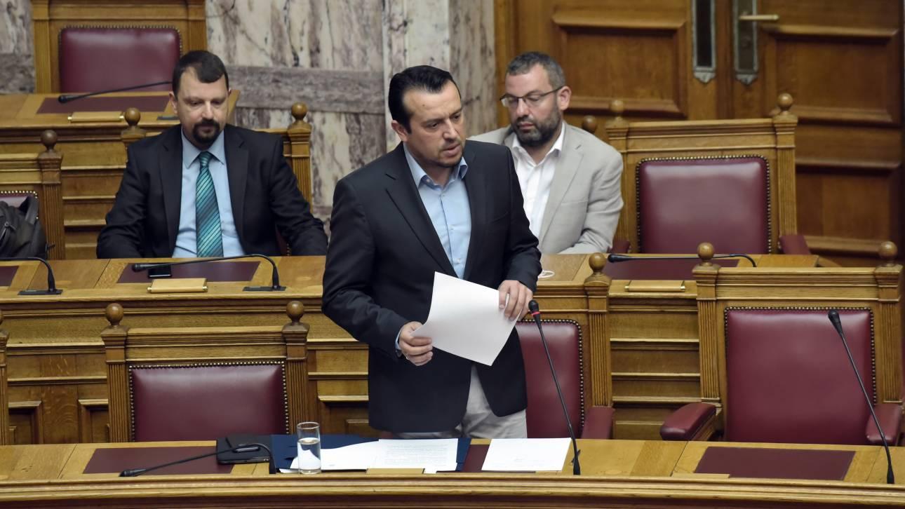 Νέοι καυγάδες στη Βουλή για τις νέες τηλεοπτικές άδειες