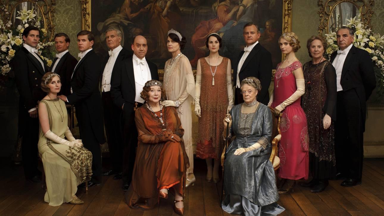 Downton Abbey: Το αβαείο περνάει από τη μικρή στη μεγάλη οθόνη