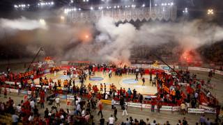 Α1 μπάσκετ: 5 αγωνιστικές τιμωρία στην έδρα του Ολυμπιακού