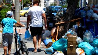 Το ΚΕΕΛΠΝΟ ανησυχεί για τους λόφους σκουπιδιών και δίνει οδηγίες στους πολίτες