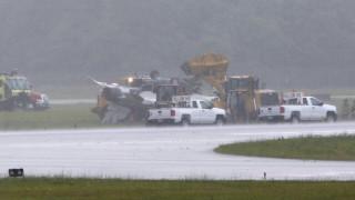 ΗΠΑ: Συνετρίβη αμερικανικό F-16 στο Οχάιο