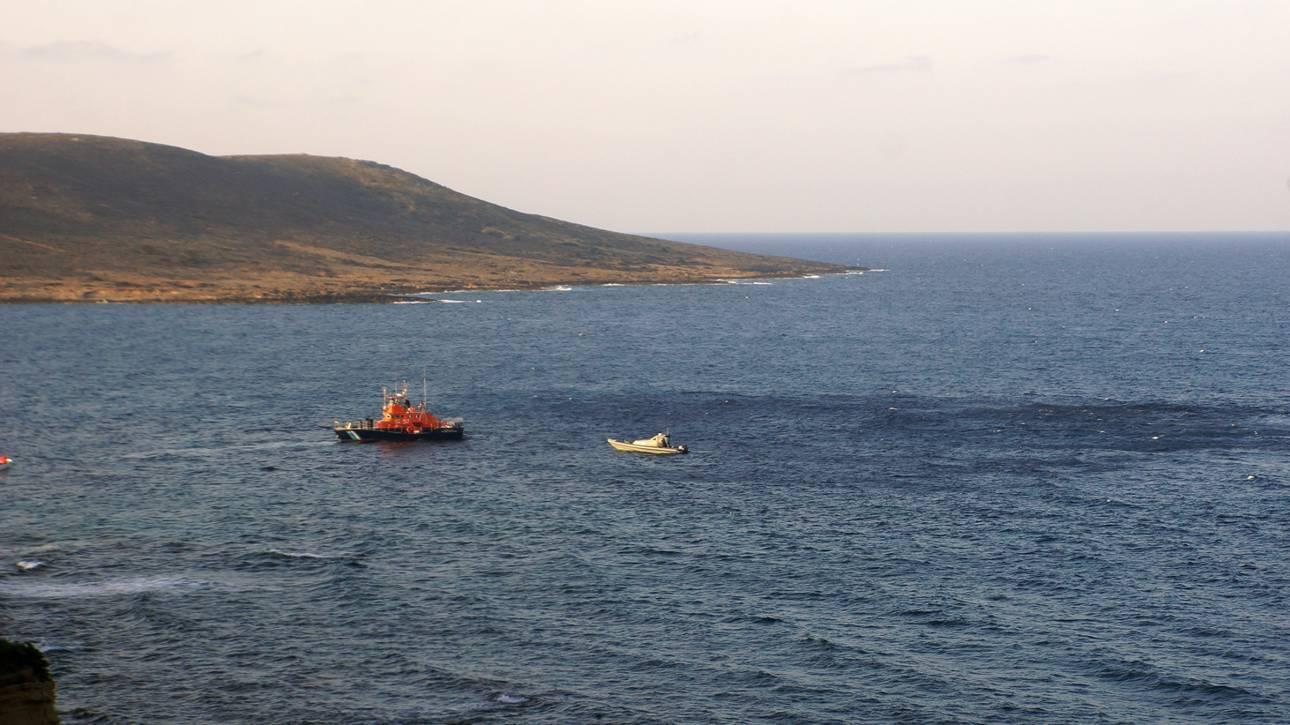 Τουρκικό φουσκωτό απείλησε Ελληνοκύπριους ψαράδες