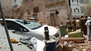 Σαουδική Αραβία: Απετράπη επίθεση τρομοκρατών στο Μεγάλο Τέμενος στη Μέκκα (pics)