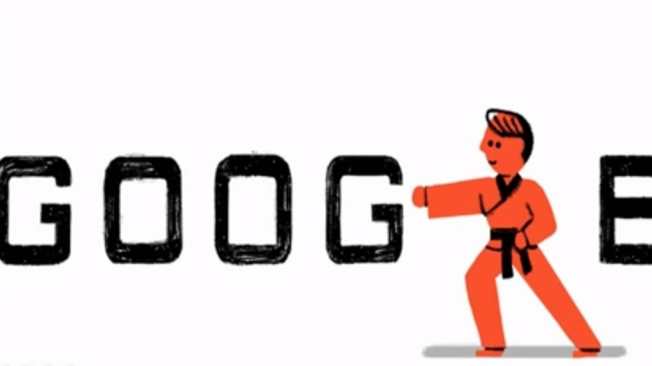 """Παγκόσμιο Πρωτάθλημα Ταεκβοντό 2017: Το doodle της google """"πάει"""" στους αγώνες"""