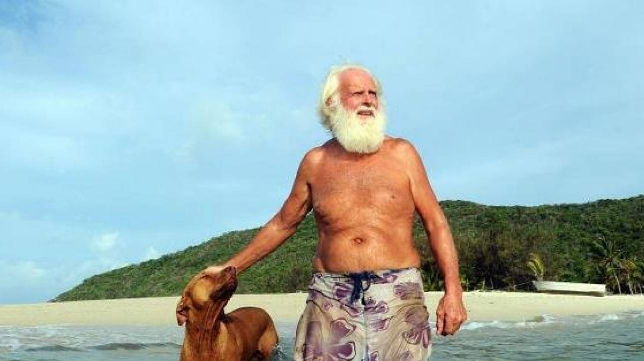 Σύγχρονος Ροβινσώνας Κρούσος: Από πολυεκατομμυριούχος, ερημίτης σε ένα νησί του Ειρηνικού
