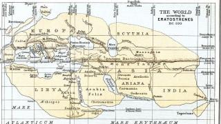 Ο παγκόσμιος χάρτης του Ερατοσθένη - Έτσι έβλεπε τη Γη το 220 π.Χ