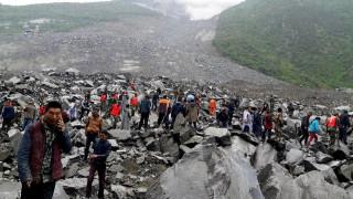 Κίνα: Δεκάδες αγνοούμενοι μετά από κατολισθήσεις λόγω κακοκαιρίας