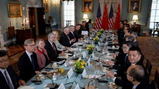 Πεκίνο και Ουάσιγκτον «ενώνουν» τις δυνάμεις τους κατά της Βόρειας Κορέας