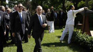 ΗΠΑ: Τρίτο στεφάνι για υπουργό της κυβέρνησης Τραμπ