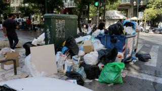 Σκουπίδια: Κρίσιμο 48ωρο κρίνει το μέλλον των κινητοποιήσεων