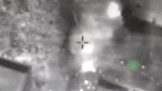 Το Ισραήλ έπληξε θέσεις του συριακού στρατού (pics&vid)