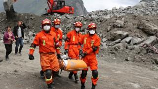 Κίνα: Οι έρευνες για τους αγνοούμενους από την κατολίσθηση συνεχίζονται - οι ελπίδες μειώνονται