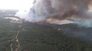 Ισπανία: Τεράστια πυρκαγιά καίει δάση - Εκκενώθηκαν σπίτια και ξενοδοχεία (pics&vid)