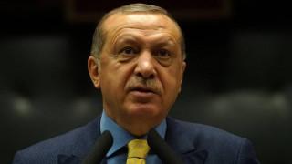 Ο Ερντογάν εκφράζει την υποστήριξή του προς το Κατάρ