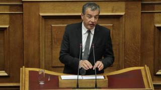 Στ.Θεοδωράκης: Ο Μακρόν δείχνει τον δρόμο, τολμηρές αποφάσεις χωρίς παρωπίδες
