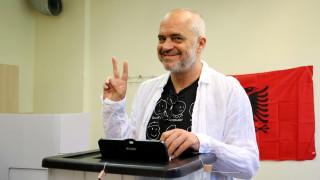 Αλβανία: Νίκη του Σοσιαλιστικού Κόμματος δείχνουν τα exit poll