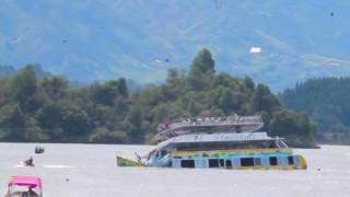 Κολομβία: Βύθιση τουριστικού πλοίου με νεκρούς και αγνοουμένους (pics&vid)