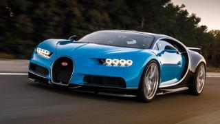 Η Bugatti Chiron μπορεί αλλά δεν θα πιάσει τα 300 (μίλια/ ώρα).