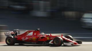 F1: Ξέθαψαν το «τσεκούρι του πολέμου» Χάμιλτον και Φέτελ (vid)