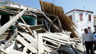 Στα 1.115 έχουν φτάσει τα μη κατοικήσιμα κτίσματα στη Μυτιλήνη