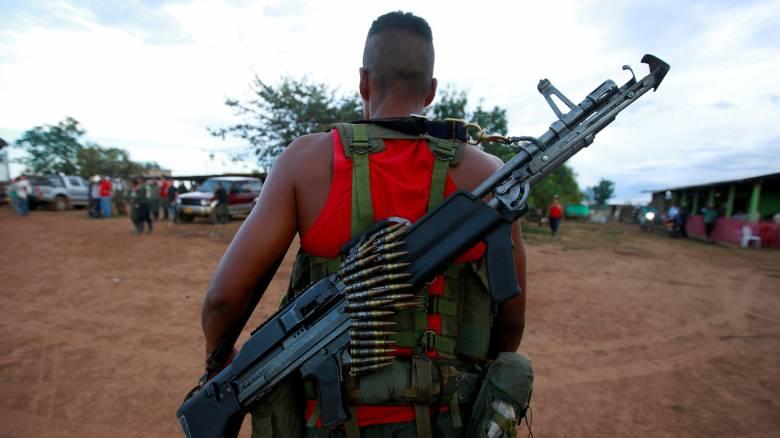 Κολομβία: Η παράδοση των όπλων της FARC έχει σχεδόν ολοκληρωθεί