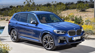 H νέα BMW X3 και μεγάλωσε και αναβαθμίστηκε