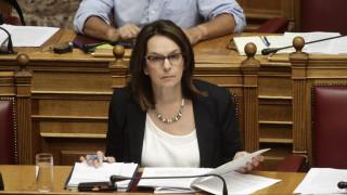 Παπανάτσιου: Από 100 έως 250 ευρώ το παράβολο για τα ανασφάλιστα οχήματα