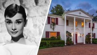 Από την Χέπμπορν στον Σινάτρα: Μέσα στο σπίτι που λάτρεψε το παλιό Χόλιγουντ