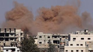 Αεροπορική επιδρομή σε φυλακή που διοικούσε ο ISIS στη Συρία - Δεκάδες άμαχοι νεκροί