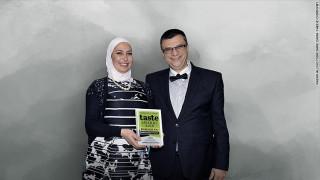 Το χαλούμι άλλαξε τη ζωή μιας πρόσφυγα από τη Συρία