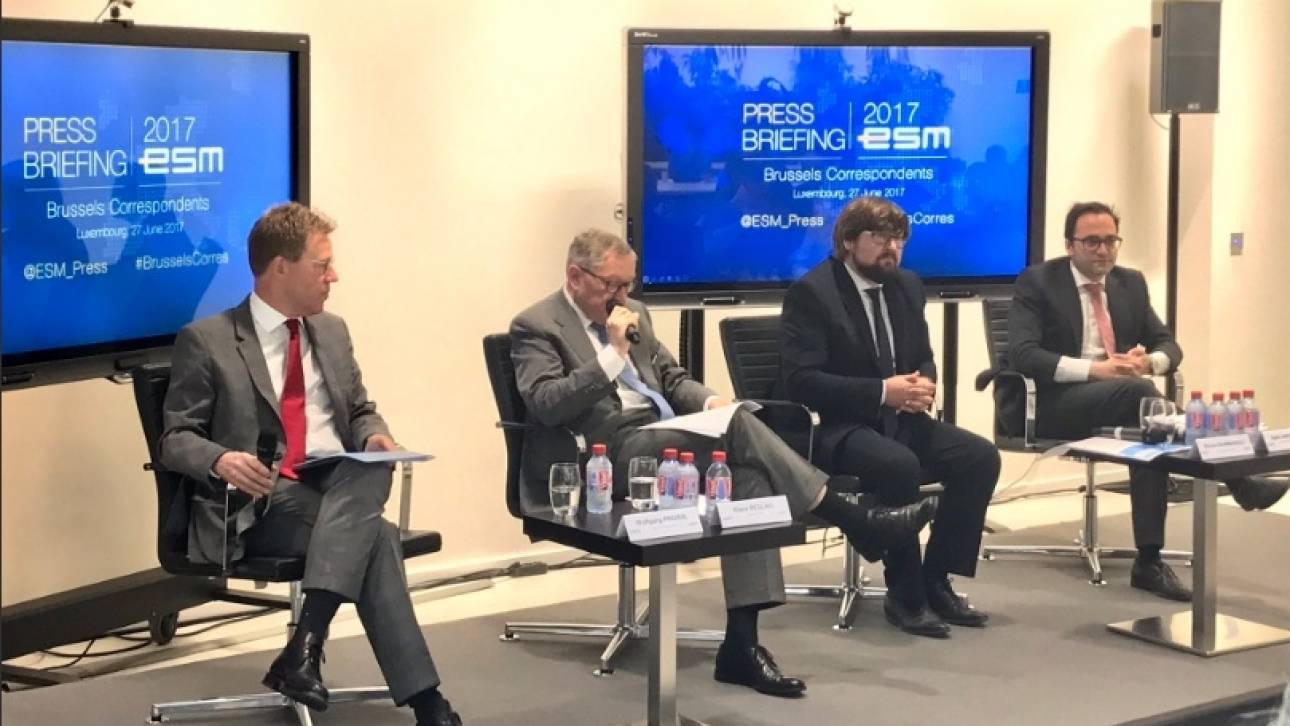 ESM: Οι μεταρρυθμίσεις ξεκλειδώνουν την ελληνική έξοδο στις αγορές