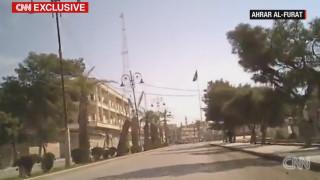 Αποκλειστικό CNNi: Με κρυφή κάμερα στη Ράκα, το τελευταίο προπύργιο των τζιχαντιστών