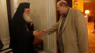 Νέες αιχμές Φίλη κατά Ιερώνυμου για τα Θρησκευτικά