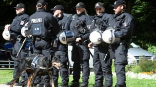 Πάρτυ Γερμανών αστυνομικών της ασφάλειας της G20 με σεξουαλικά όργια
