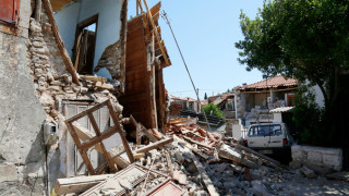 221 κτίσματα στη Βρίσα κρίθηκαν επικίνδυνα και ετοιμόρροπα