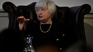 Δεν θα εκδηλωθεί άλλη οικονομική κρίση «κατά τη διάρκεια της ζωής μας» λέει η πρόεδρος της Fed