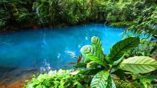 Έτσι τα νερά του ποταμού Rio Celeste παίρνουν το υπέροχο τιρκουάζ χρώμα τους (Pics+Vid)