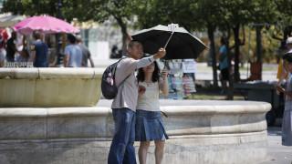 Καύσωνας 2017: Ανεβαίνουν επικίνδυνα οι θερμοκρασίες