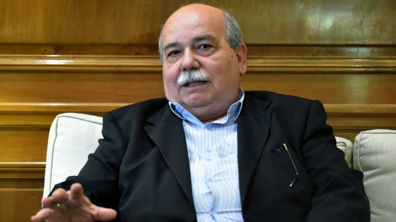 Στον Πρόεδρο της Βουλής το πόρισμα της Προανακριτικής Επιτροπής για τον Παπαντωνίου