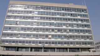 Διαμαρτυρία φοιτητών του ΑΠΘ για την αναγόρευση του Ζαν Κλοντ Γιούνκερ σε επίτιμο διδάκτορα