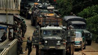 Φιλιππίνες: Πέντε αποκεφαλισμένα πτώματα αμάχων εντοπίστηκαν στη Μαράουι
