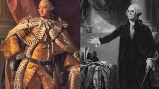 Γεώργιος Γ΄ & Τζορτζ Ουάσινγκτον: Οι παράλληλες ζωές τους σε μια έκθεση