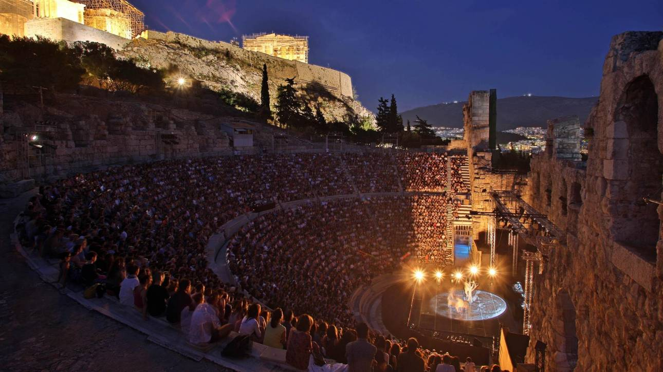 KAΣ: Το Ηρώδειο του πολιτισμού μέσα από 30 φθινοπωρινές εκδηλώσεις